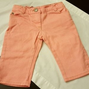 MINI BODEN GIRLS CAPRI 2T
